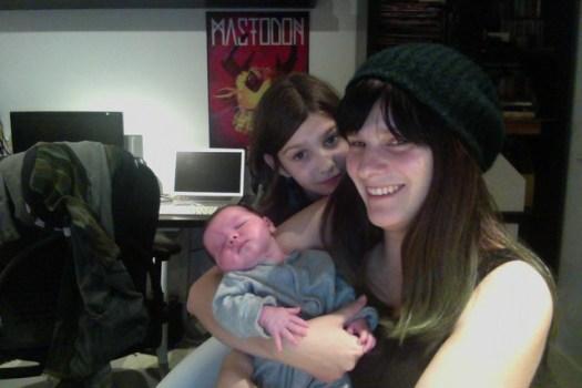 Mommy Symmie Gwenny