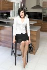 White Blouse And Black Pencil Skirt 8