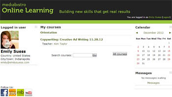 mediabistro ad copywriting course