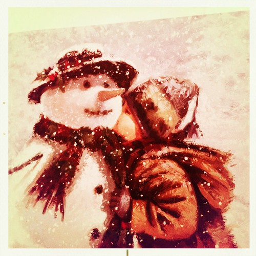 First christmas card of 2012