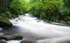 Torc river rapids, #Killarney #Ireland