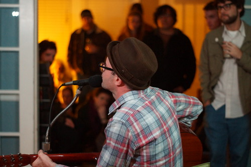 Dan McGee, Layabout's 5 Year Anniversary, Durham NC, 11/04/12