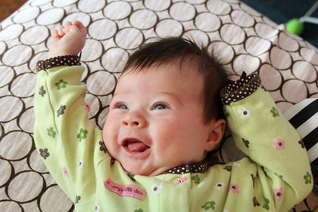Smiling Harper