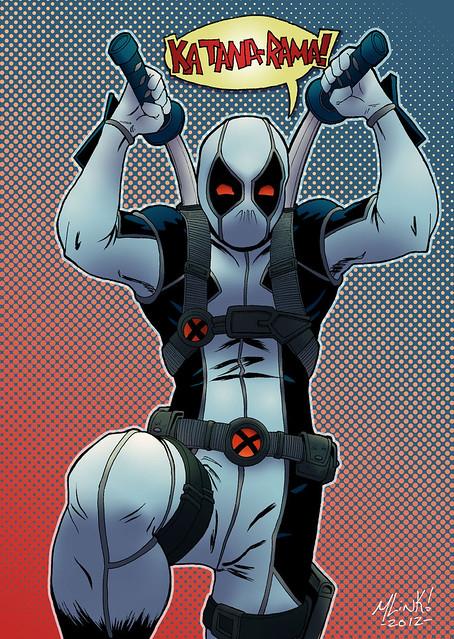"Deadpool ""Katana-Rama!"""