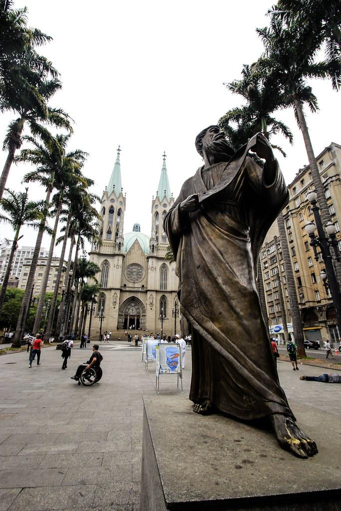 Historic Sampa - Sao Paulo, Brazil