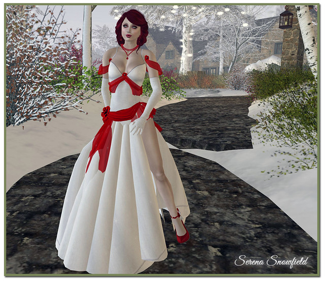 Fabulously Free in SL - Ghosts of Christmas Presents at TWA