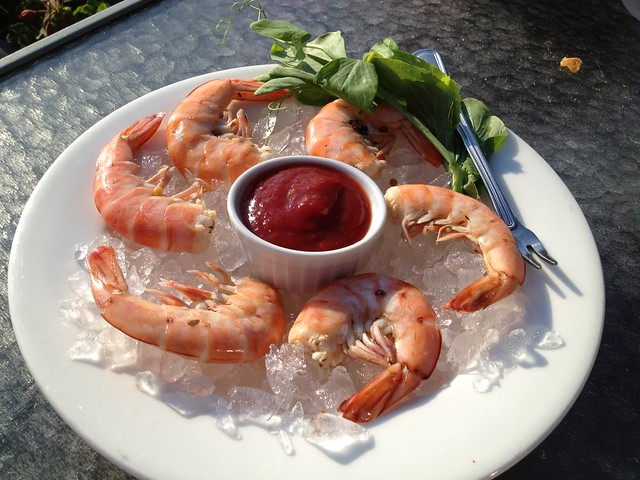 Peel your own prawns - Anthony's HomePort