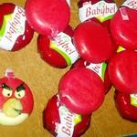 Angry Bird Cheese