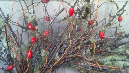 Twig Fall Wreath