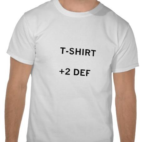 +2 DEF shirt