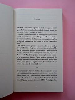 Deborah Willis, Svanire. Del Vecchio editore 2012. Grafica e impaginazione Dario Lucarini. Incipit (part.), 1