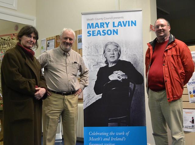 Mary Lavin talk- Eileen Battersby