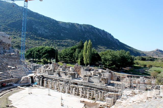 Amphitheatre in Efes
