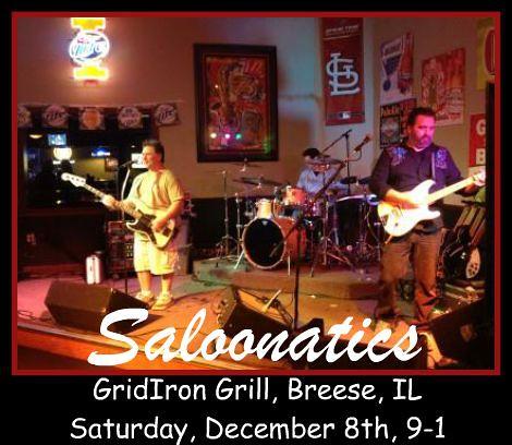 Saloonatics 12-8-12