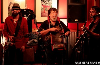 Mark Grissom, Tom Bryant, John Hoorman, Franko Washboard Jackson and Chris Simmons  (6)