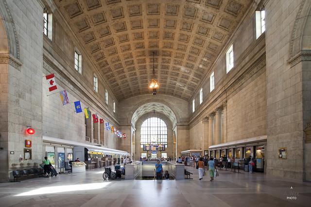 Grand Atrium of Union Station