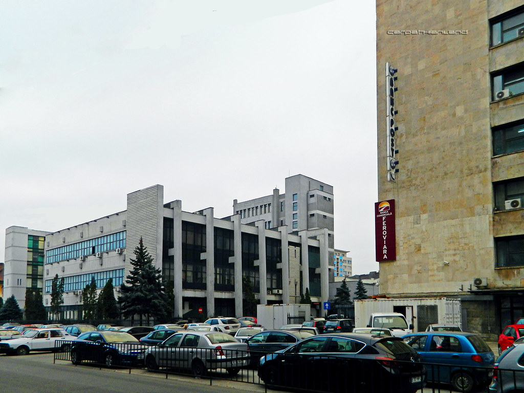 Ministry of Transport Calculating Center, Bucharest