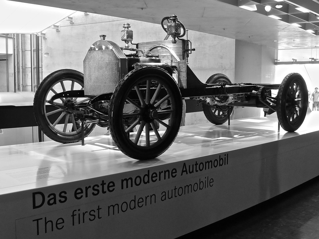 Mercedes Benz Museum: The Beginning of the Automobile | Mind Over Motor