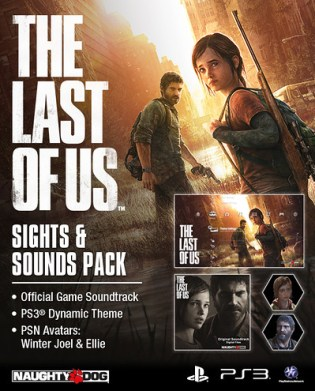 The Last of Us on PS3: Sights & Sounds Pack