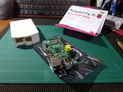 20121217:Raspberry Piをカメラサーバにする #01 概要編