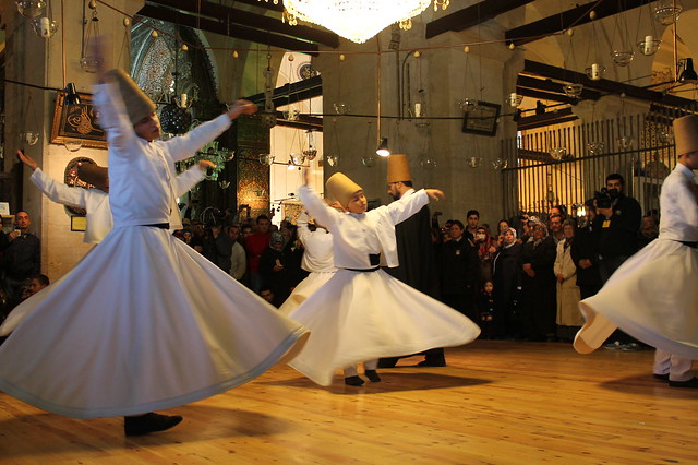 Children dervishes