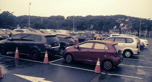 Parkir Inap Bandara, Pindah! (2/3)