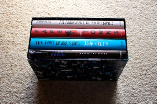 POTD: John Green box set