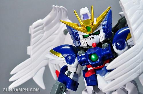 SDGO Wing Gundam Zero Endless Waltz Toy Figure Unboxing Review (30)