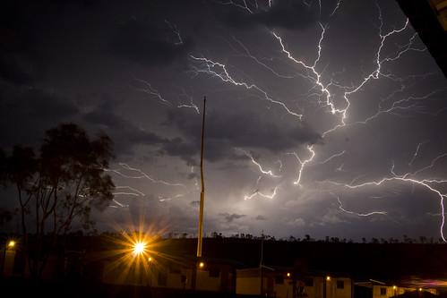Outback Lightning