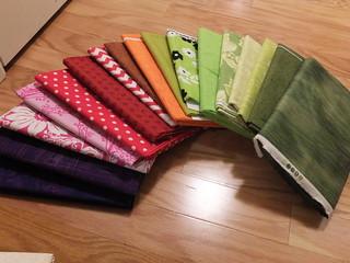 Folding Fabric