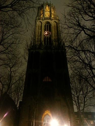 Domtoren, Utrecht. by Bontrop