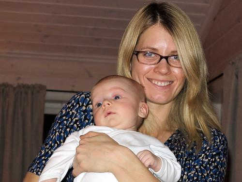 Tante Hilde Marie og godgutten