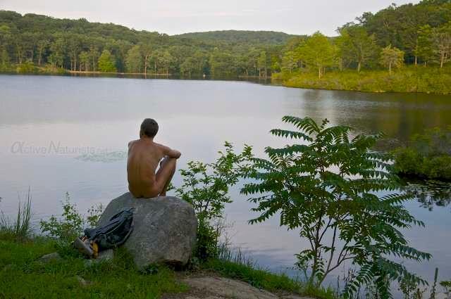 naturist 0007 Harriman Park, NY, USA