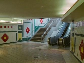 Walkway - Saint John, New Brunswick