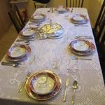 Ukrainian Christmas Eve Dinner
