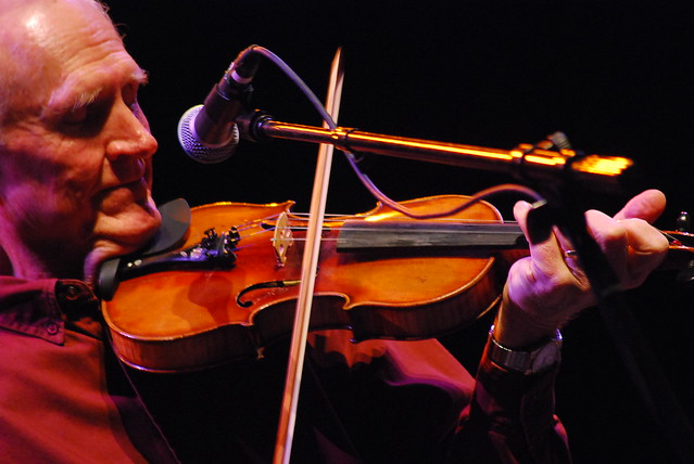southern folklife collection fiddle symposium: byron berline