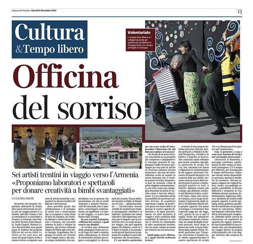 Corriere del Trentino Gelmi