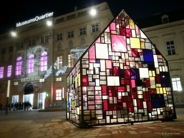Christmas at Vienna.
