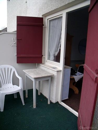 Balkon Hostel 2962
