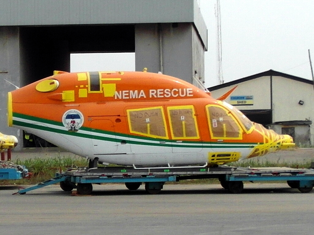 Bell 429 - NEMA - 5N-???/ex-N465XB (copyright Superspotter)