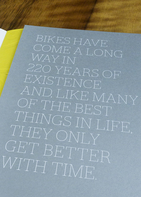 Cycling in Print :: V