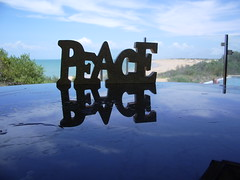 Peace at Eco Beach, Broome, Western Australia