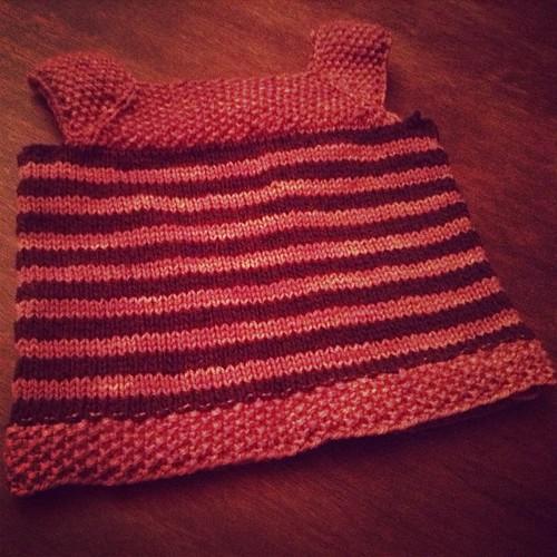 Malachi Vest test knit