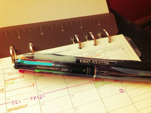 Day 4 - Writing Utensils