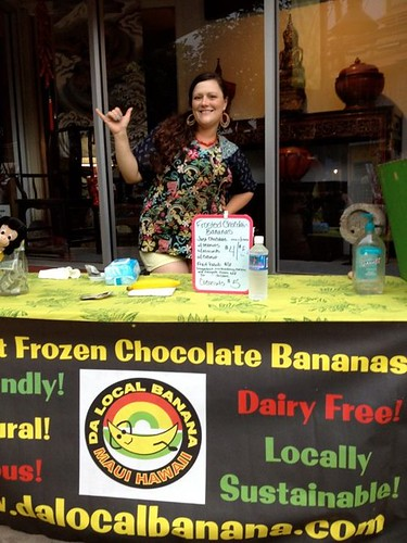 Da Local Banana - Frozen Chocolate Bananas