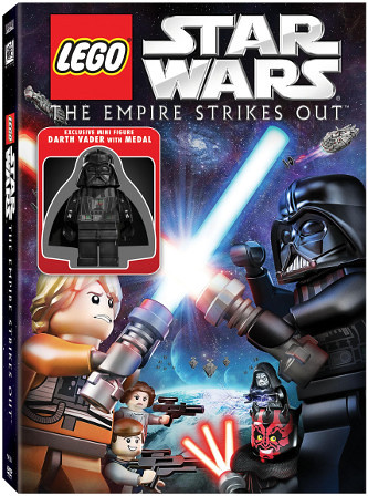 The Empire Strikes Out On DVD
