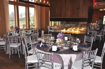 galaxy dining room wedding reception primland diamond events