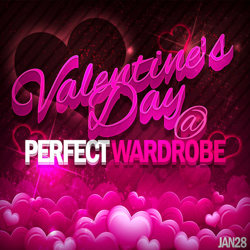 Perfect Wardrobe - Valentines Day edition