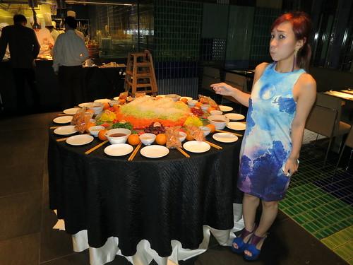 Singapore Lifestyle Blog, Singapore Blog, Singapore Lifestyle Blogger, Food Blog, Food tasting, Buffet, Mystery Makan, nadnut, Food tasting at Azur, CNY Menu, Chinese New Year Menu, Azur CNY Menu, Azur Chinese New Year menu, Azur Crowne Plaza Hotel