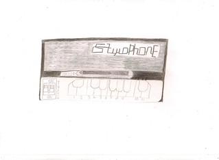 musical instrument - g